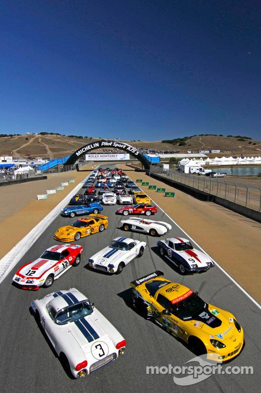 Classe de 2014 - Corvettes