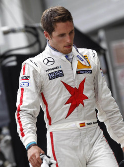 Daniel Juncadella, Mercedes AMG DTM-Team Mücke DTM Mercedes AMG C-Coupe