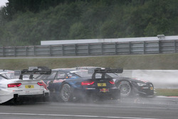 Jamie Green, Audi Sport Team Abt Sportsline Audi RS 5 DTM en Timo Scheider, Audi Sport Team ABT Sportsline Audi A5 DTM