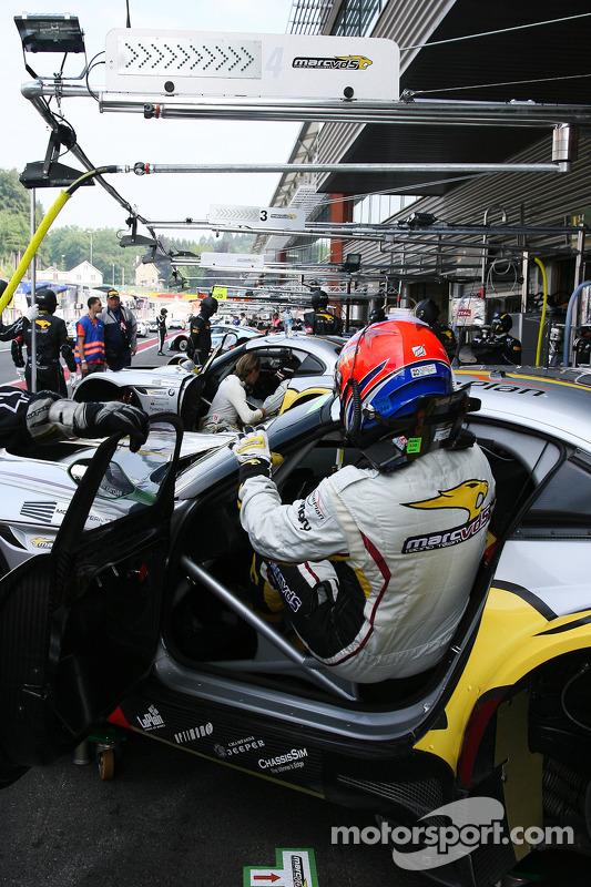 Marc VDS Racing Team BMW Z4