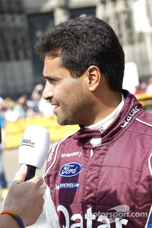 Nasser Al-Attiyah, Ford Fiesta WRC #5, Qatar M-Sport World Rali Team