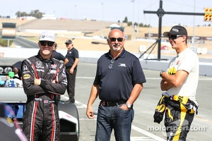 James Jakes, Rahal Letterman Racing Honda and Graham Rahal, Rahal Letterman Lanigan Honda