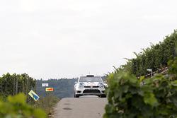 Sebastien Ogier, Julien Ingrassia, Volkswagen Polo WRC Volkswagen Motorsport