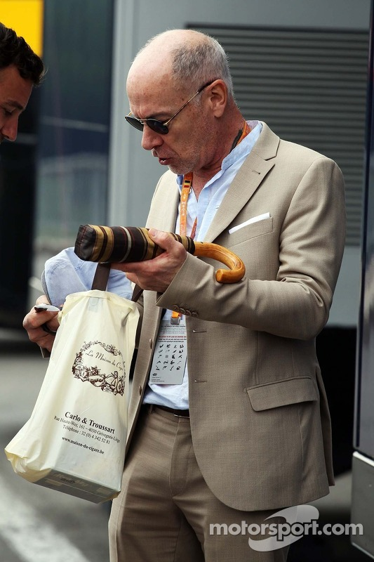 Gary Harstein, Doutor da FIA