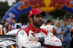 Khalid Al Qassimi, Citroen DS3 WRC #10, Abu Dhabi Citroen Total WRT