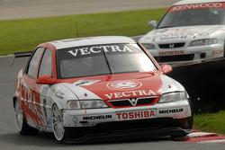 John Cleland, Vauxhall Vectra