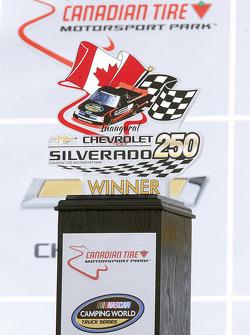 Silverado 250 trophy
