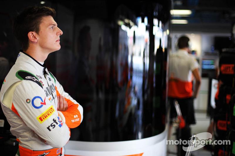 James Calado, Sahara Force India Third Driver