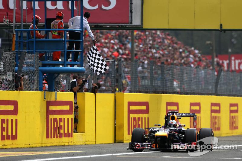 2013 Sebastian Vettel, Red Bull Racing