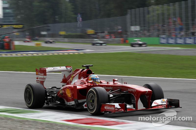 25º Fernando Alonso - 13 carreras - De China 2013 a Japón 2013 - Ferrari