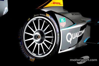 Presentación del nuevo Spark-Renault para el 2014