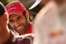 Khalid Al Qassimi, Citroën Total Abu Dhabi World Rally Team