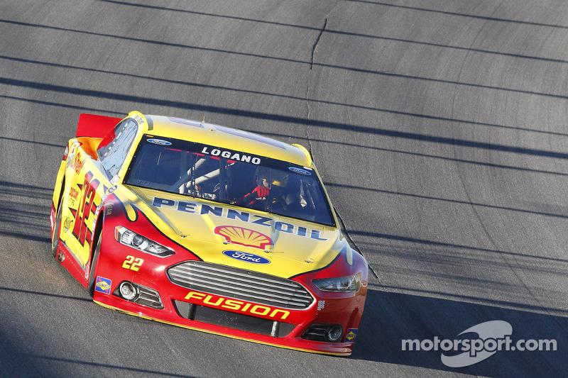 2013: Joey Logano (Penske-Ford) mit 28,509 Sekunden