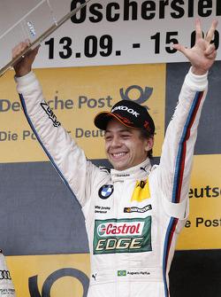 Race winner Augusto Farfus, BMW Team RBM BMW M3 DTM