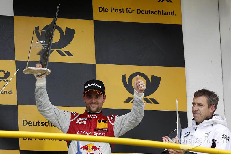 3e plaats Jamie Green, Audi Sport Team Abt Sportsline Audi RS 5 DTM