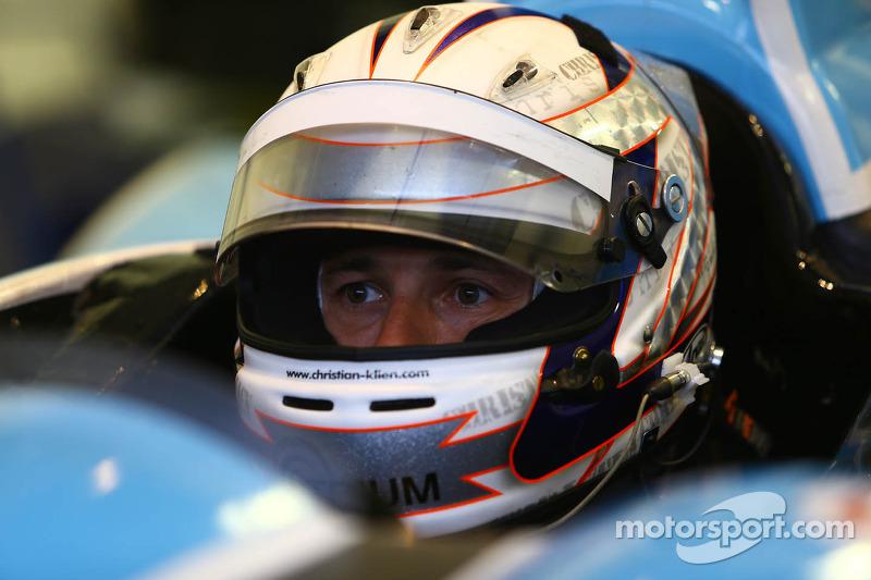 #43 Morand Racing Morgan Judd: Natacha Gachnang, Franck Mailleux, Christian Klien