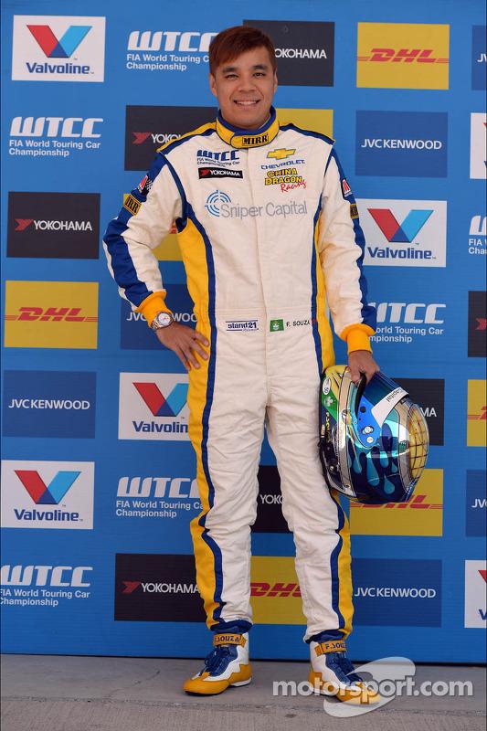 Felipe C. De Souza, Chevrolet Cruze LT, CHINA DRAGON RACING