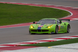 #57 Krohn Racing Ferrari 458 Italia: Tracy Krohn, Nic Jonsson, Maurizio Mediani