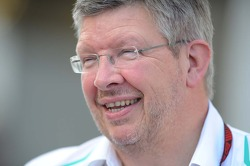 Ross Brawn, Mercedes AMG F1 Teamchef
