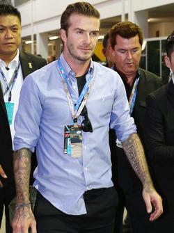 David Beckham, Former Football Player