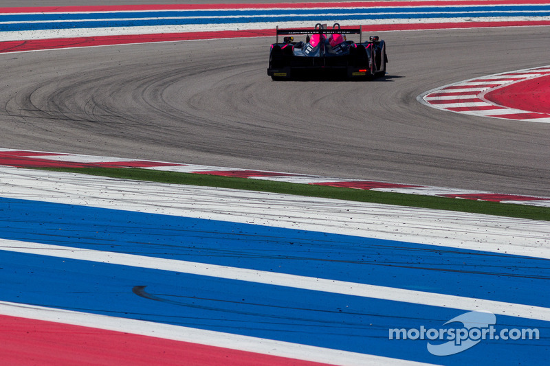 Circuit of the Americas kleuren