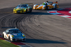 #27 Dempsey Racing Porsche 911 GT3 Cup: Patrick Dempsey, Andy Lally