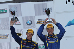 2nd Place- #81 BimmerWorld Racing BMW 328i: Tyler Cooke, Gregory Liefooghe