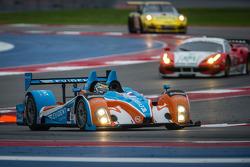#8 BAR 1 Motorsports Oreca FLM09 Oreca: Kyle Marcelli, Chris Cumming