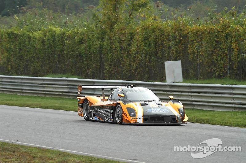 #60 Michael Shank Racing Ford/Riley: John Pew, Oswaldo Negri
