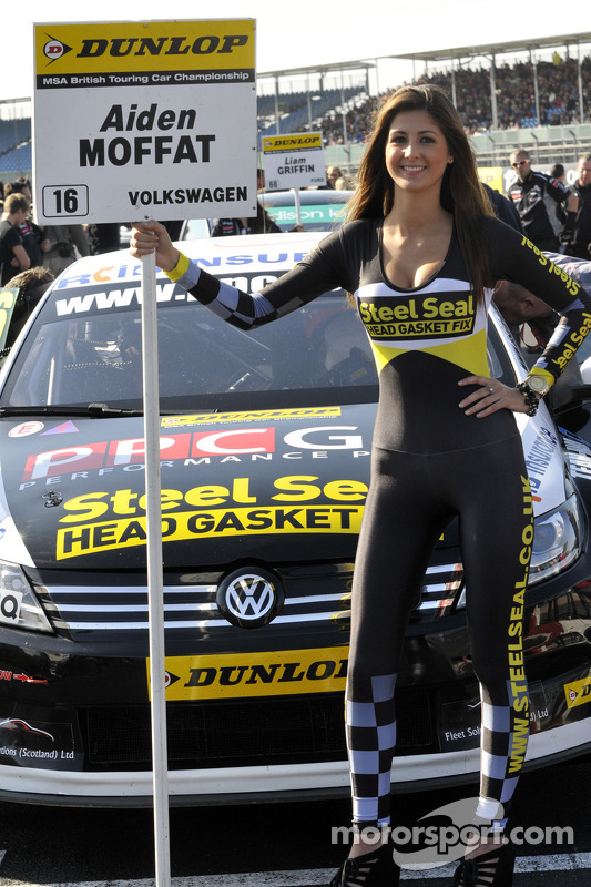 Grid Girl de Aiden Moffat