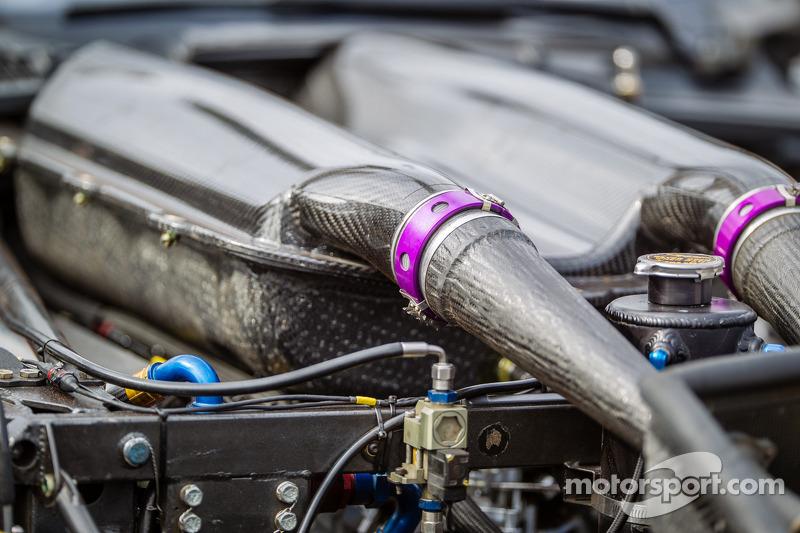 #93 SRT Motorsports SRT Viper GTS-R motor