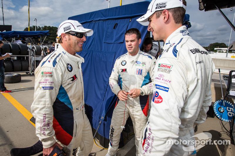 Bill Auberlen, Dirk Müller en John Edwards