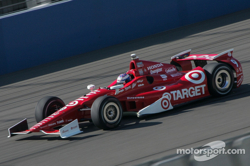 2013 IndyCar: Scott Dixon, Chip Ganassi Racing, Dallara-Honda