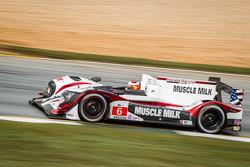 #6 Muscle Milk Pickett Racing HPD ARX-03c HPD: Lucas Luhr, Klaus Graf, Romain Dumas