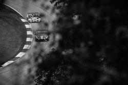 #62 Risi Competizione Ferrari F458 Italia: Olivier Beretta, Matteo Malucelli, Robin Liddell, #25 8Star Motorsports Oreca FLM09 Oreca: Oswaldo Negri, Sean Rayhall