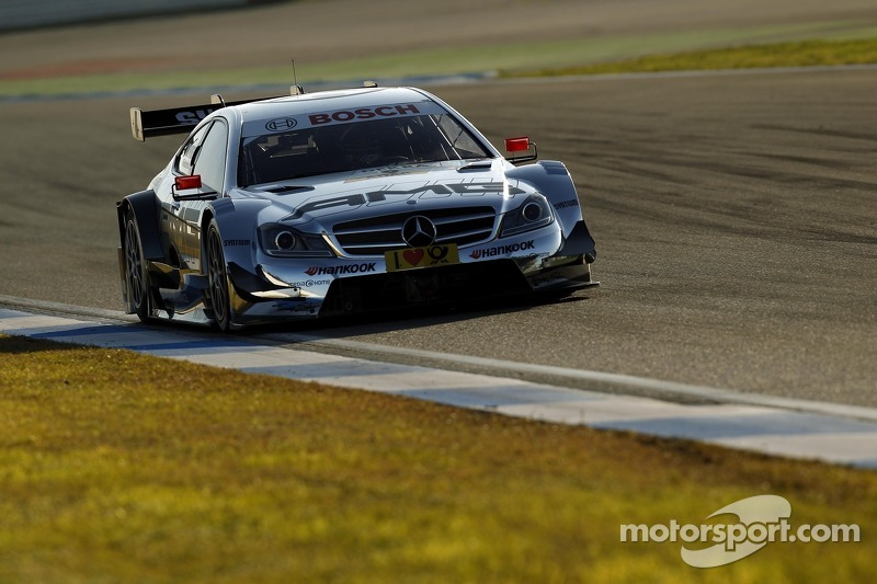 Christian Vietoris, Mercedes AMG DTM-Team HWA DTM Mercedes AMG C-Coupe