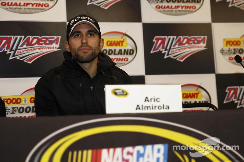 Aric Almirola, Ford