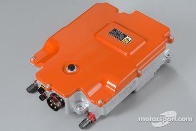 Zytek LMP1 - motor