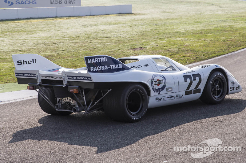 1971 Le Mans winnende Porsche 917KH