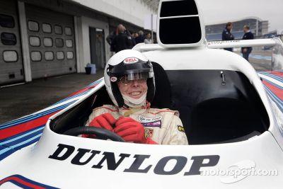 Le-Mans-Siegerautos von Porsche