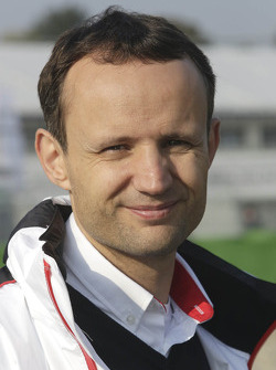 Alexander Hitzinger, technical director of the new LMP1 project