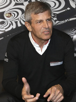 Fritz Enzinger, director of LMP1 project