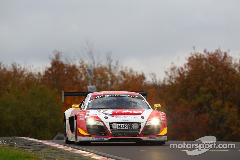 Chris Mamerow, Marc Basseng, Laurens Vanthoor, Phoenix Racing, Audi R8 LMS ultra