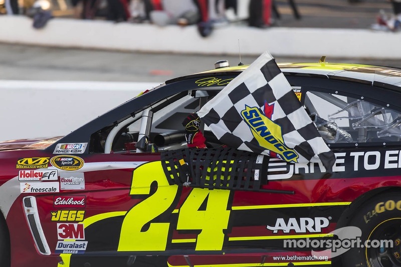 2013, Martinsville 2: Jeff Gordon (Hendrick-Chevrolet)