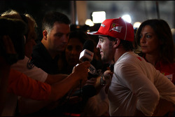 Fernando Alonso, Ferrari met de media