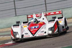 #41 Greaves Motorsport Caterham Motorsport Nissan: Eric Lux, Bjorn Wirdheim