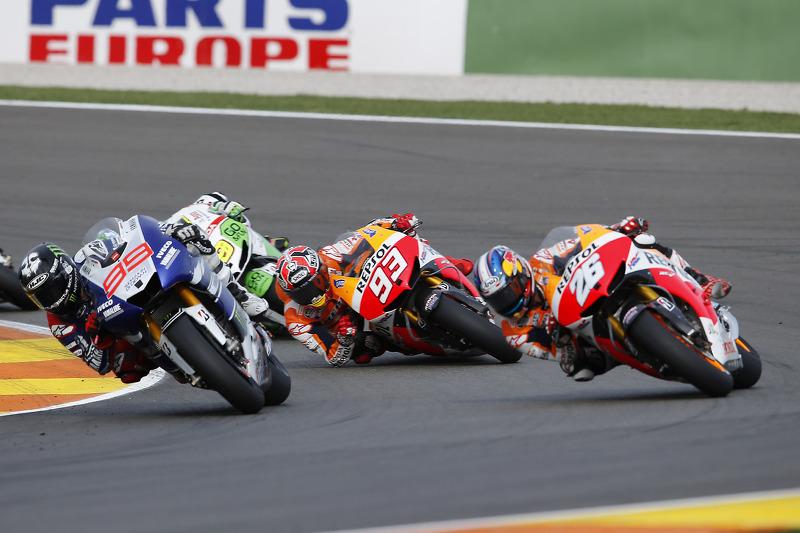 2013: MotoGP Valencia