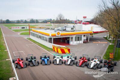 Präsentation Ferrari-Winterserie