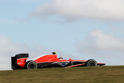 Max Chilton, Marussia F1 Team MR02,