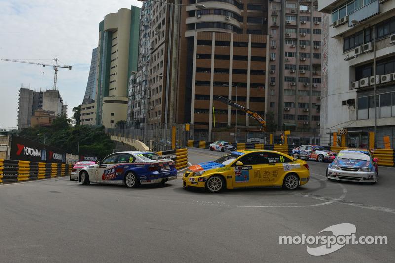 Ng Kin Veng, Chevrolet Cruze LT, CHINA DRAGON RACING